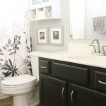 Bathroom Vanity Makeover Easy Diy Home Paint Project Mom Endeavors