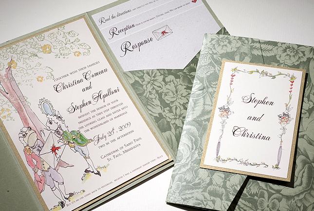 Custom Alice In Wonderland Wedding Invitations Uncategorized 14 Sep Tweet 0share I Ve