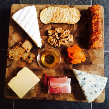 Trader Joe's Trick #6: The Perfectly Festive Cheese Board