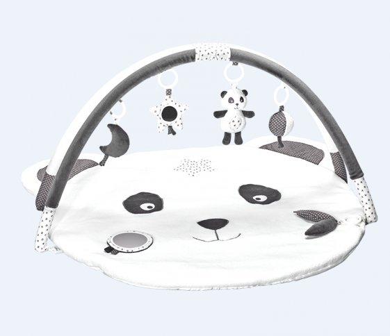 tapis d eveil chao chao panda sauthon