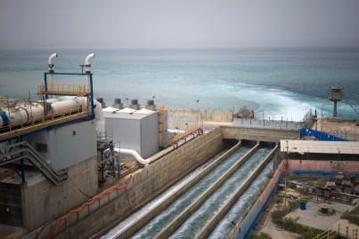 Mideast Israel Palestinians Water Source