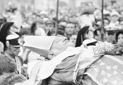 John XXIII Death 1963