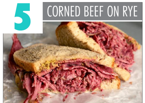 Corned Beef on Rye