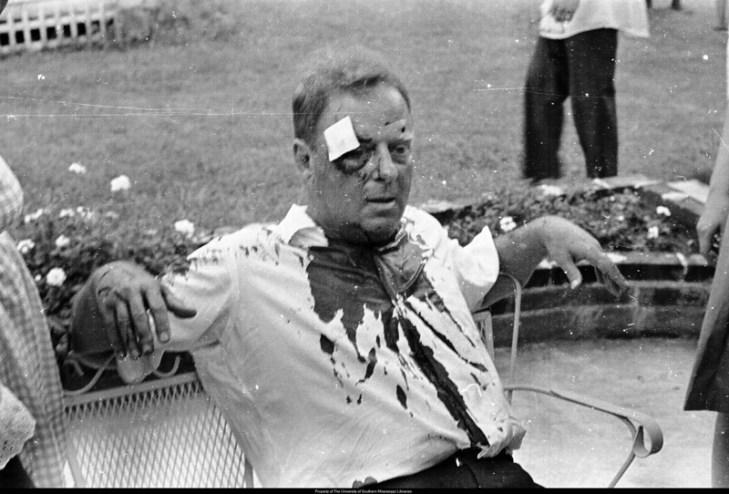 Arthur_Lelyveld_after_beating_July_10_1964