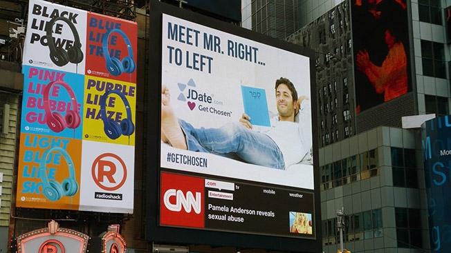 Internet dating in New York