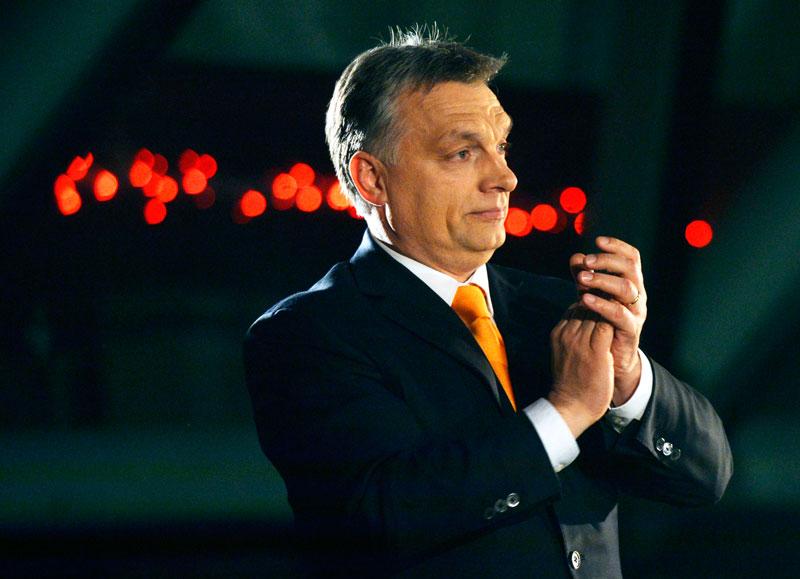 Prime Minister Viktor Orban