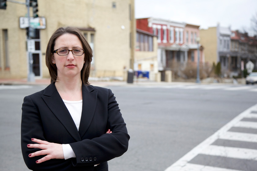DC Councilmember Brianne nadeue