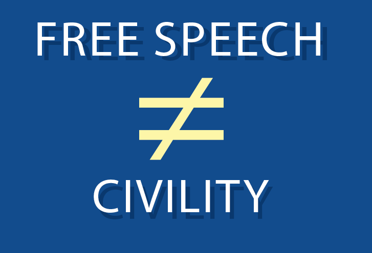 Free Speech Equal or not equal