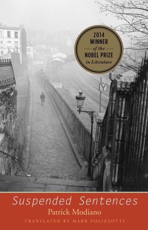 Suspended Sentences by Patrick Modiano cover