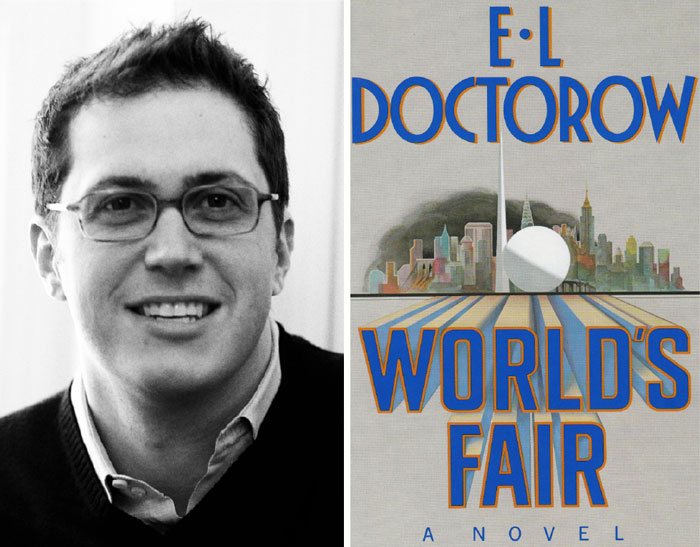 E.L. Doctorow helped Austin Ratner