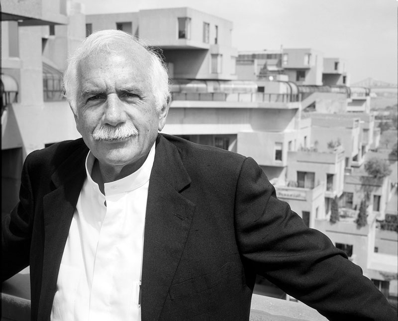 "Last year Safdie was awarded the American Institute of Architects' prestigious AIA Gold Medal. In his acceptance speech, he said, ""Humanizing mega-scale is the single most urgent task that awaits us in the decades to come."""