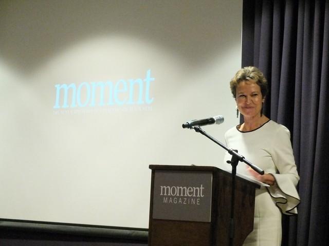 Kati Marton remembers Elie Wiesel