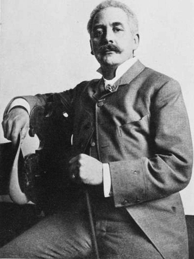 Moses Ezekiel 1914