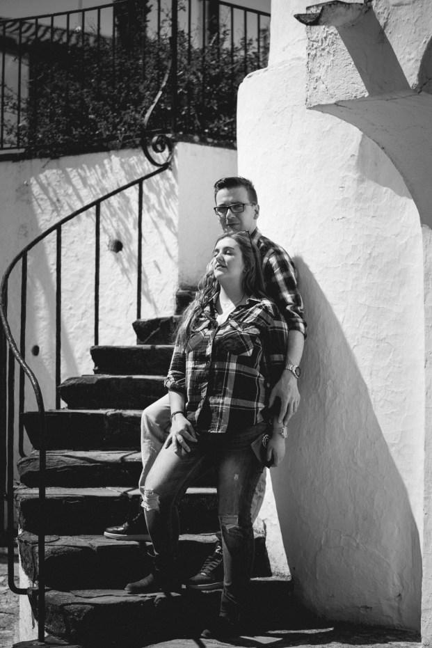 PreBoda de Claudia y Daniel