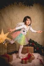 Sesión Navidad Lucia