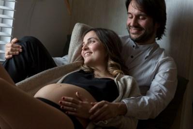 Selena & Valenti embarazados