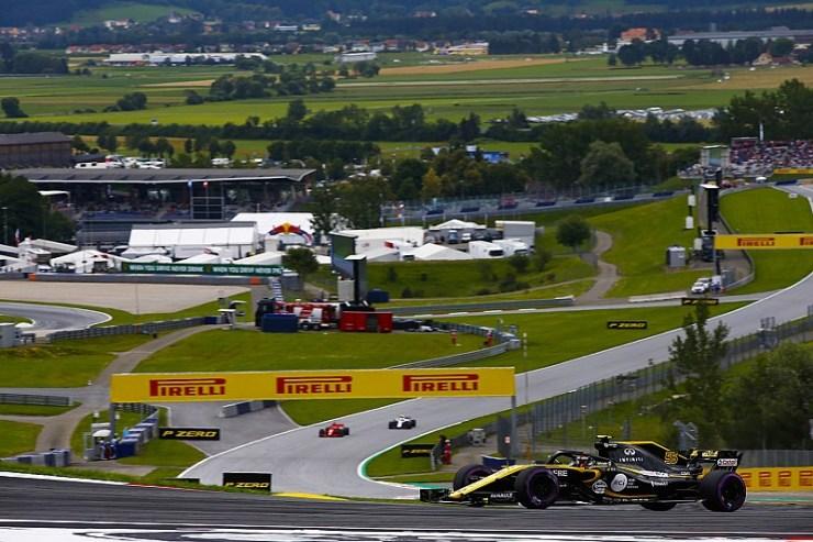 Austria GP