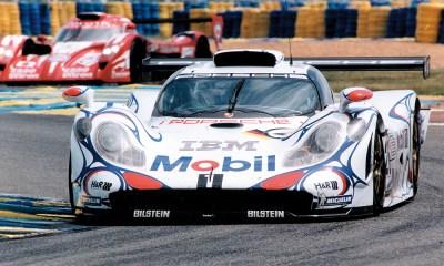 Porsche 1998