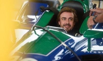 Alonso en Barber Motorsports Park