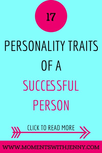 A successful person