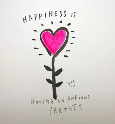 be an awesome partner