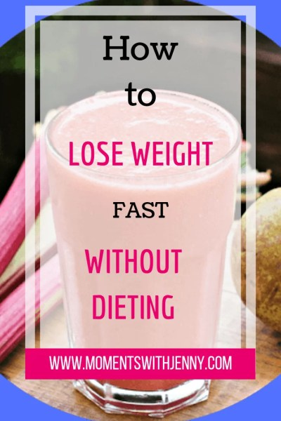 how to lose weight fast