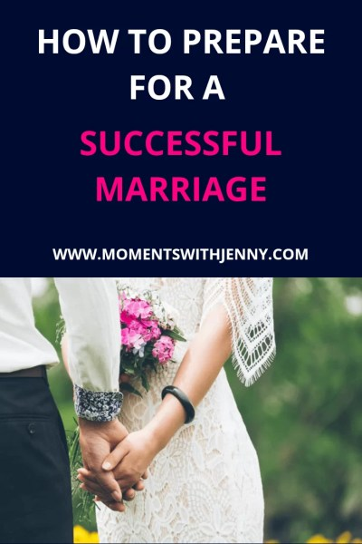 How to prepare for a successful marriage