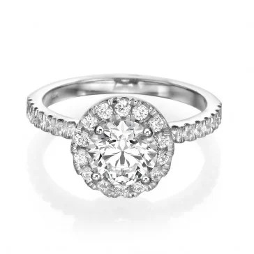 New Aurora Affordable engagement rings