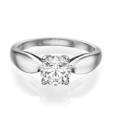 Elizabeth Affordable engagement rings