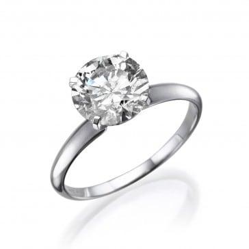Parisian affordable engagement rings