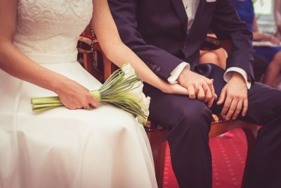 How to overcome cold feet before your wedding day