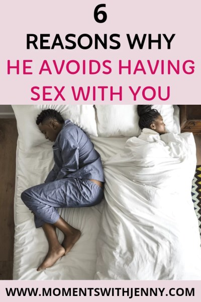 Why your husband won't have sex with you