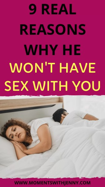 9 reasons why your husband wont have sex with you