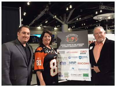 BC Lions Courage For Kids