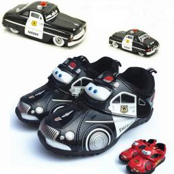 Baby Car Themed Shoes For Boys
