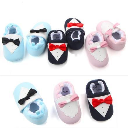 Baby Gentleman Elastic Shoes