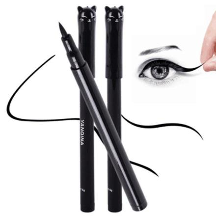 Never-Dry Ink Eyeliner - Waterproof