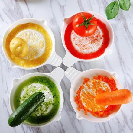 Innovative Baby Food Grinder for Vegetables & Fruits - Make Healthy Homemade Baby Food