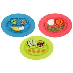 Silicone Food Plate - Suction Placemat