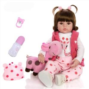 Soft Lifelike Baby Doll