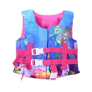 Cartoon Life Jacket For Kids
