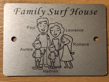 Custom Door Sign Review Paul