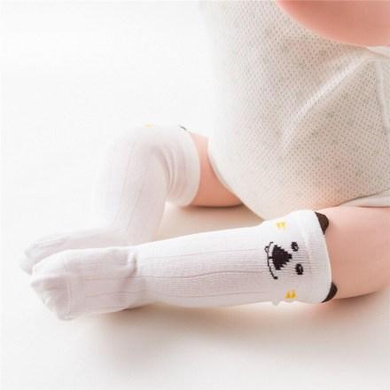 Cute Fox Baby Non Slip High Knee Socks