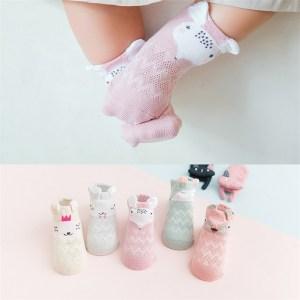 Cute Cartoon Animal Baby Socks For Newborns