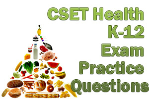 CSET Health Science Exam Practice Questions