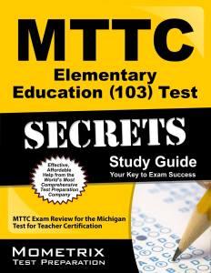 mttc elementary education cover
