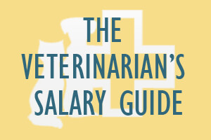 The Veterinarian's Salary Guide