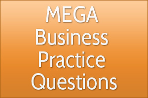 MEGA Business Practice Questions