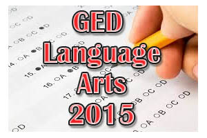 GED Language Arts 2015