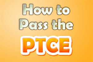 How to pass the ptce